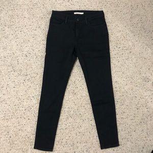 Levi's black pants